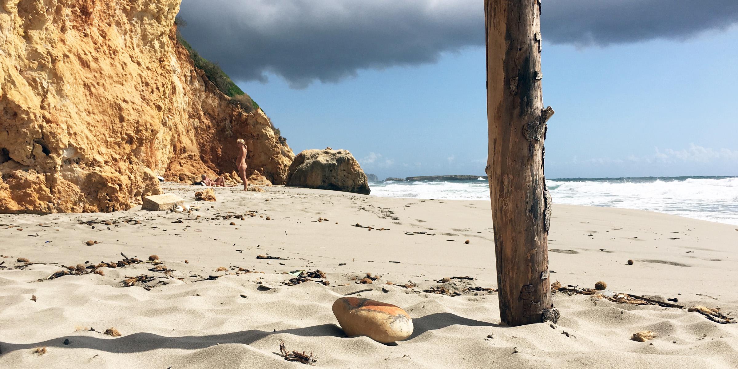 Binigaus beach