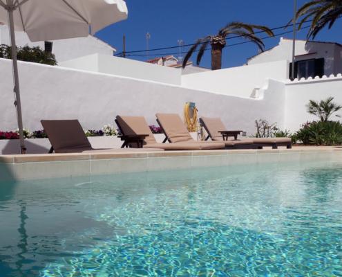 The Villa, Punta Prima. Sleeps 4